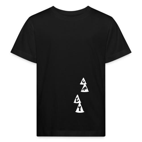Conos CRZY: CR - Camiseta ecológica niño