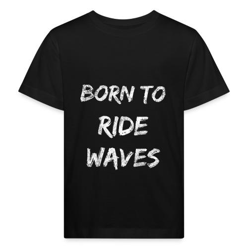 Meer Urlaub Nordsee Wasser Strand Geschenk 18 - Kinder Bio-T-Shirt