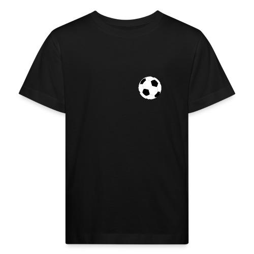 Fussball - Kinder Bio-T-Shirt