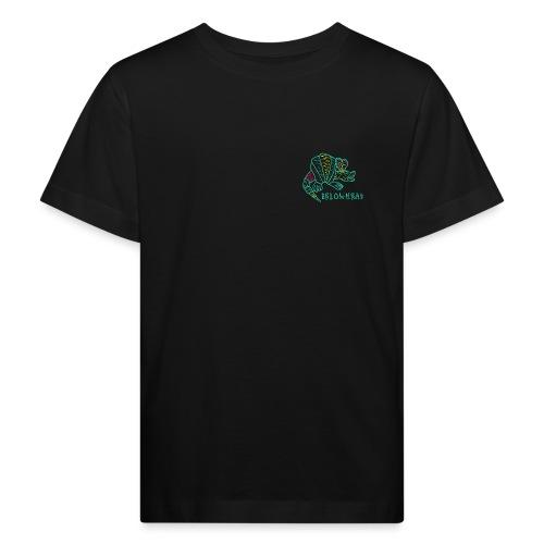 Alebrije Armadillo Turquise - Kinder Bio-T-Shirt