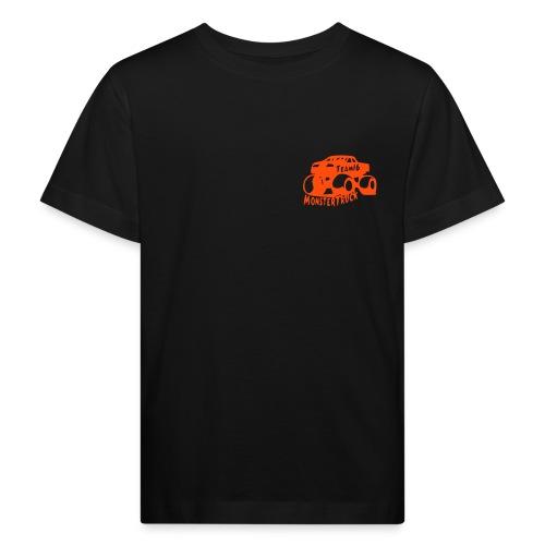 logo noir petit - T-shirt bio Enfant