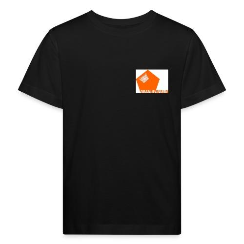 logooranje - Kinder Bio-T-Shirt