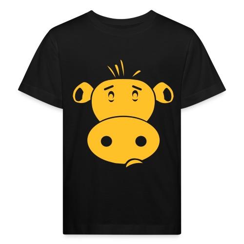 Friendly Cow - Kinderen Bio-T-shirt