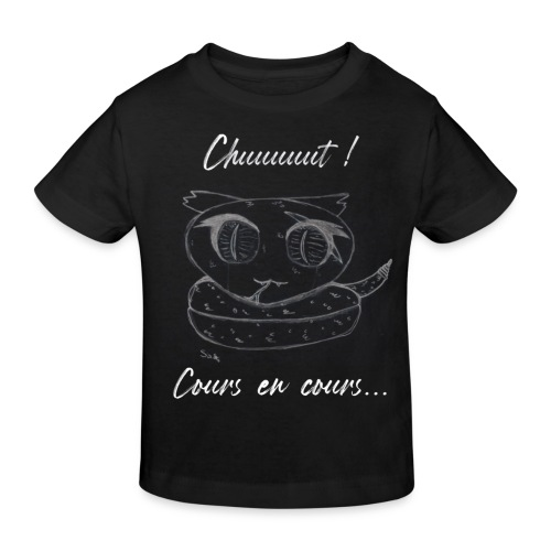 Serpent_chut N - T-shirt bio Enfant
