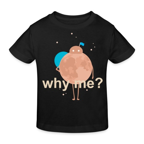 Moon man - Kids' Organic T-Shirt
