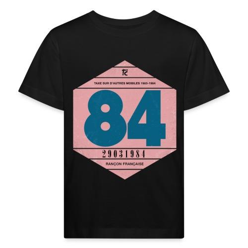 Vignette automobile 1984 - T-shirt bio Enfant