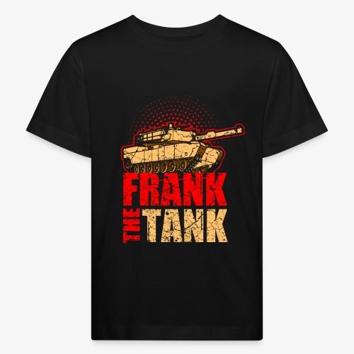 Panzer Modell, Pzkpfw Panzer Modell, Kampfpanzer - Kinder Bio-T-Shirt