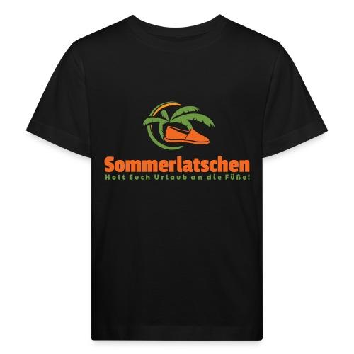 The Espadrilles- Shirt - Kinder Bio-T-Shirt