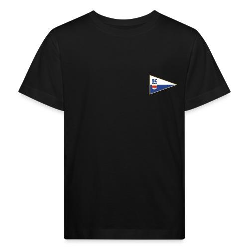 SCM Logo mit Schriftzug - Kinder Bio-T-Shirt