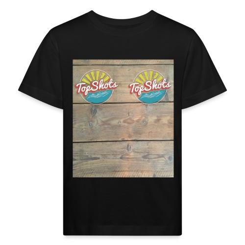 TenSlippers - Kinderen Bio-T-shirt
