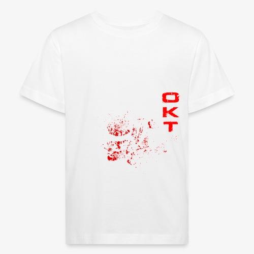 Outkasts Scum OKT Front - Kids' Organic T-Shirt