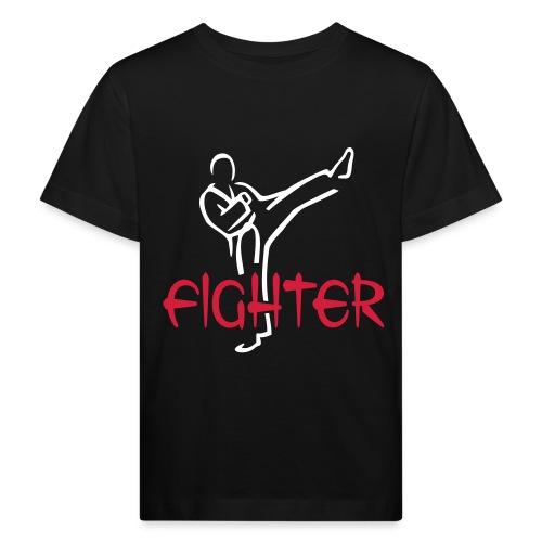 Martial Arts Fighter - Kinder Bio-T-Shirt