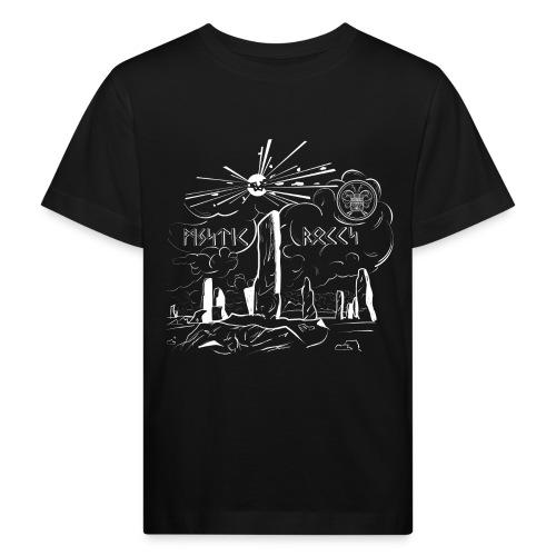 Pyro Mystic Rocks Feuerwerk - Kinder Bio-T-Shirt
