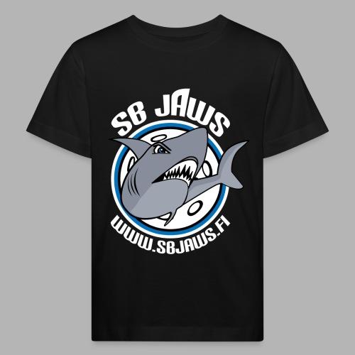 SB JAWS - Lasten luonnonmukainen t-paita