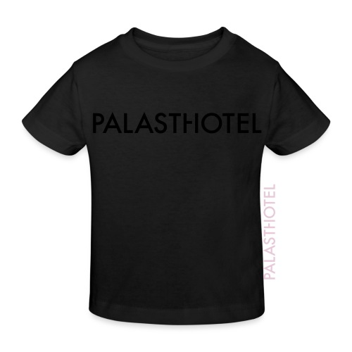 Palasthotel - Kinder Bio-T-Shirt
