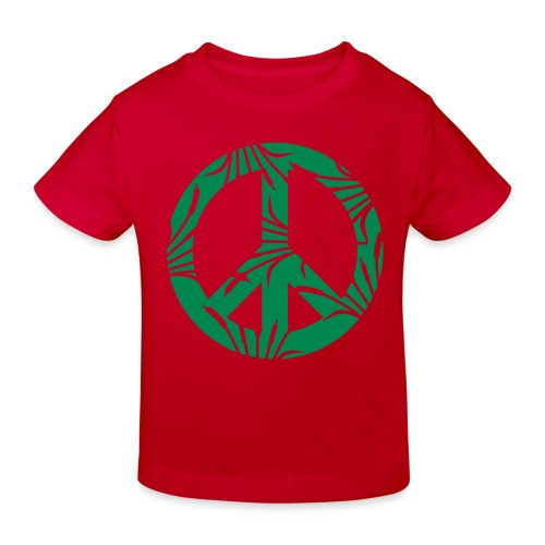 ibisdesigns greenpeace2 vec - Kids' Organic T-Shirt