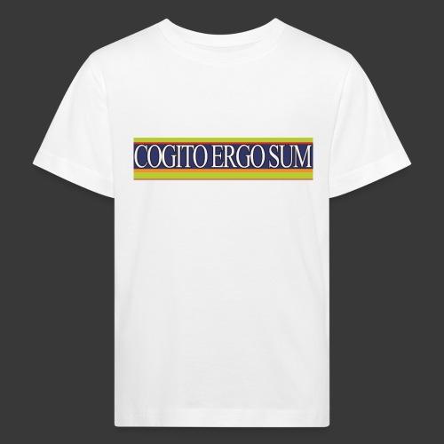 ces weiss - T-shirt bio Enfant