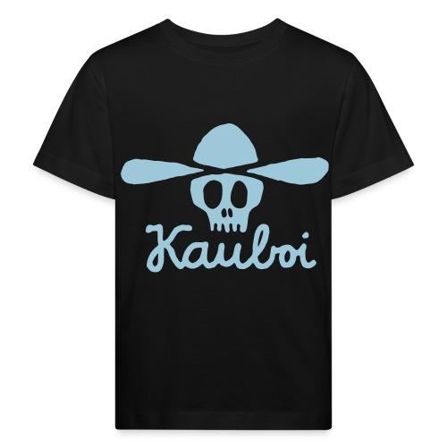 Kauboi - Kinder Bio-T-Shirt