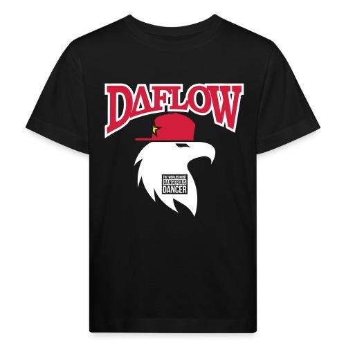 DANCER'S DAFLOW EAGLE EMBLEM - Kinder Bio-T-Shirt