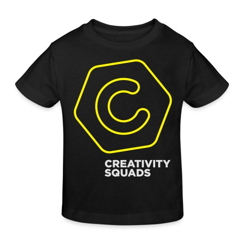 CreativitySquads 002 - Lasten luonnonmukainen t-paita