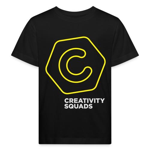 CS Hoodie Pink Unisex - Lasten luonnonmukainen t-paita