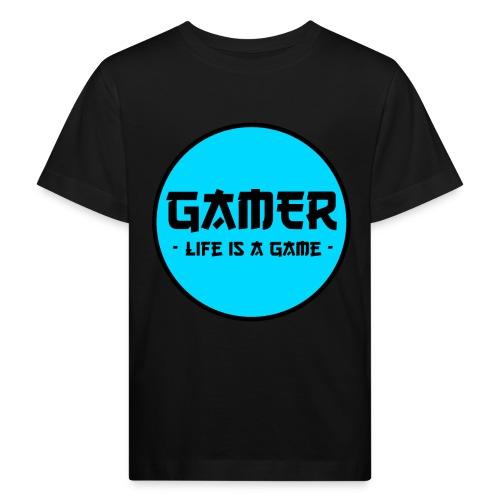 Gamer Life is a Game - Kinder Bio-T-Shirt