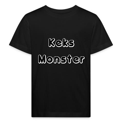 Keks Monster - Kinder Bio-T-Shirt