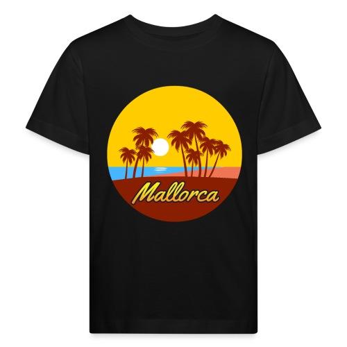 Mallorca - Als Geschenk oder Geschenkidee - Kinder Bio-T-Shirt