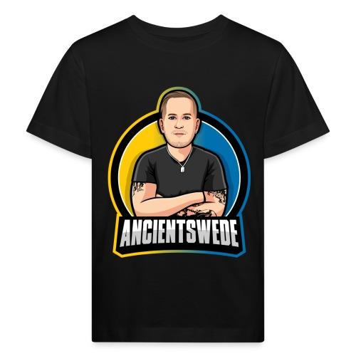 Stor Logga - Ekologisk T-shirt barn