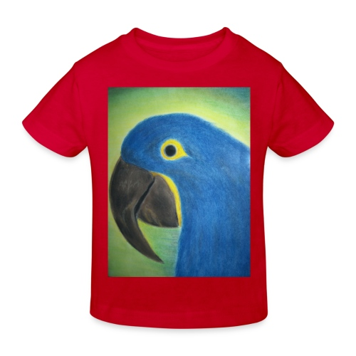 Hyasinttiara - Lasten luonnonmukainen t-paita
