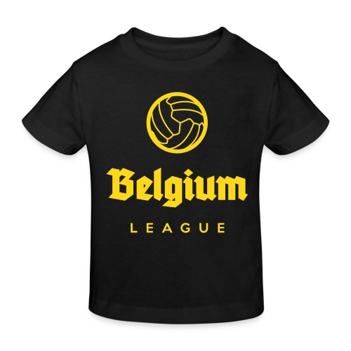 Belgium football league belgië - belgique - T-shirt bio Enfant