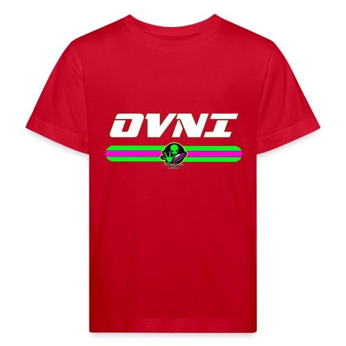 OVNI MD - Camiseta ecológica niño