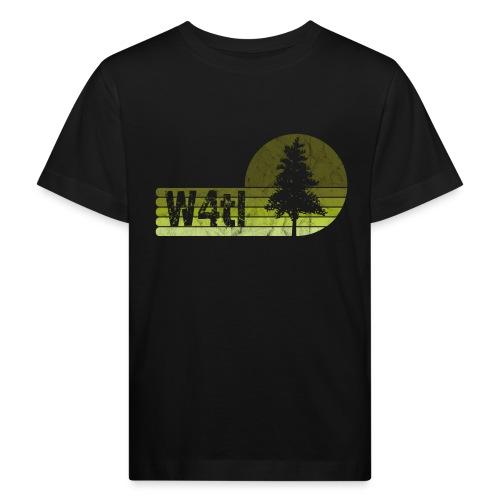 W4tl Vintage - Kinder Bio-T-Shirt