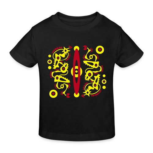 Tribal T-Shirt Design - Kinder Bio-T-Shirt
