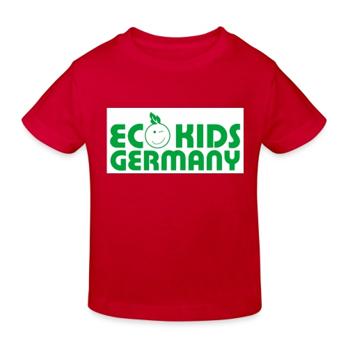 Eco Kids Germany - Kinder Bio-T-Shirt