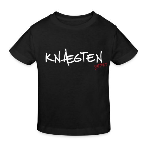 Knægten Support - Galaxy Music Lab - Organic børne shirt