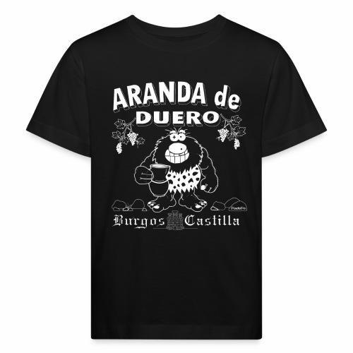 Dupi en Aranda de Duero. - Camiseta ecológica niño