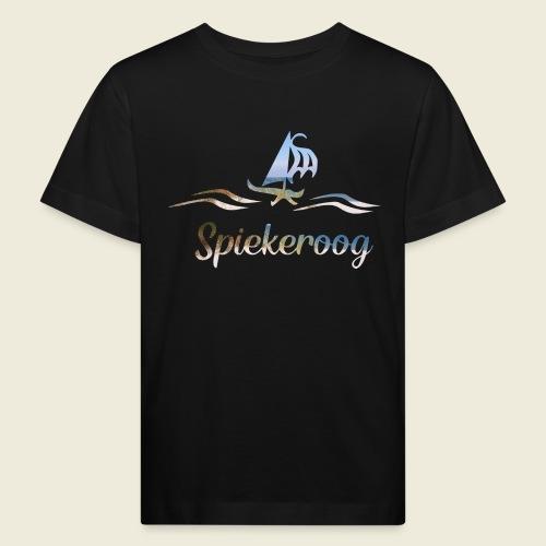 Spiekeroog Nordsee Urlaub Strand Meer - Kinder Bio-T-Shirt