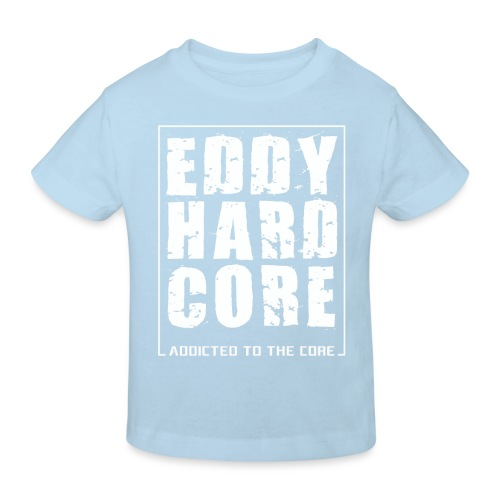 EddyHardcore ATTC square - Kinderen Bio-T-shirt