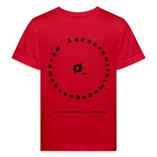Østerbro - Organic børne shirt