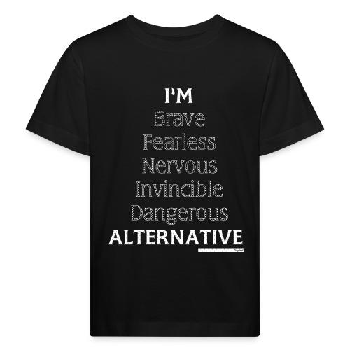 I'm Hoodie Black - Ekologiczna koszulka dziecięca
