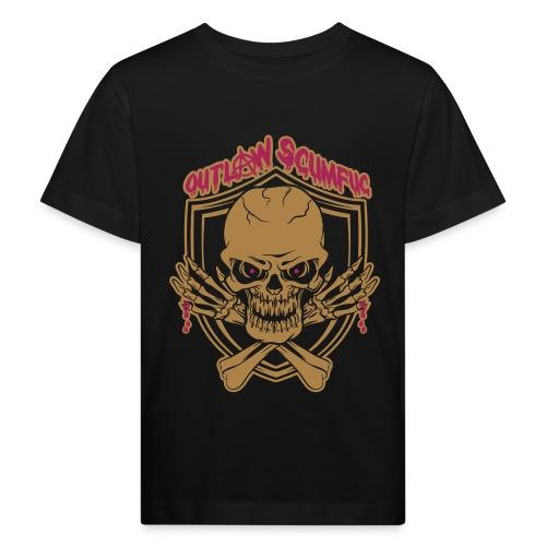 Outlaw Scumfuc - Kinder Bio-T-Shirt