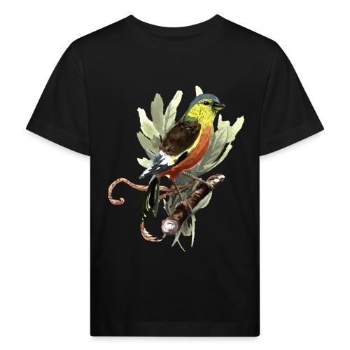 Meise - Kinder Bio-T-Shirt