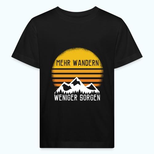 hike - Kids' Organic T-Shirt