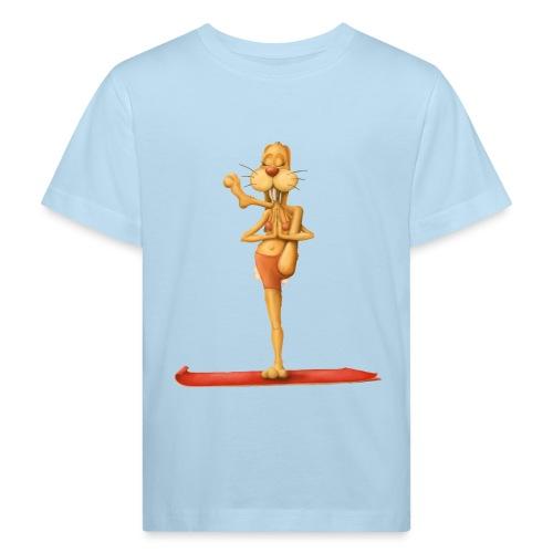 Yoga - Rabbit - Kinder Bio-T-Shirt