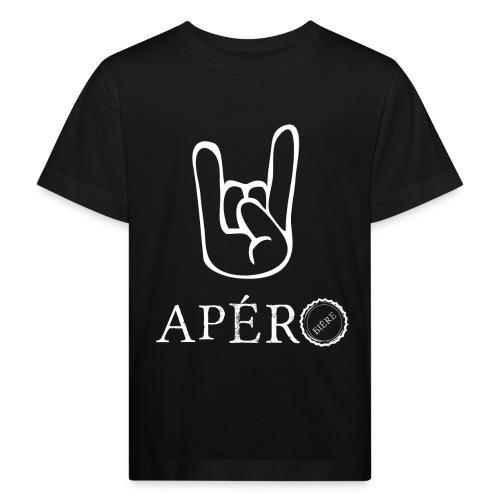 rock and apéro - T-shirt bio Enfant