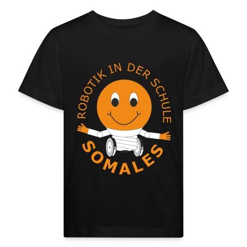 SOMALES - Robotik in der Schule - Kinder Bio-T-Shirt