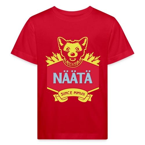 Näätä - Lasten luonnonmukainen t-paita