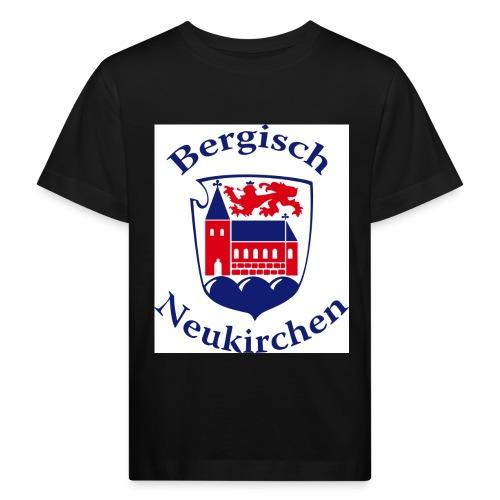 Wappen klein - Kinder Bio-T-Shirt