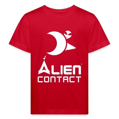 Alien Contact - Maglietta ecologica per bambini